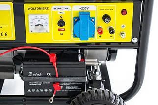 Электрогенератор POWERMAT PM-AGR-3000KE, фото 3