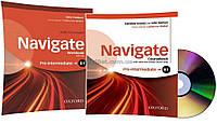Английский язык / Navigate / Coursebook+Workbook. Учебник+Тетрадь (комплект), B1 Pre-Intermediate / Oxford