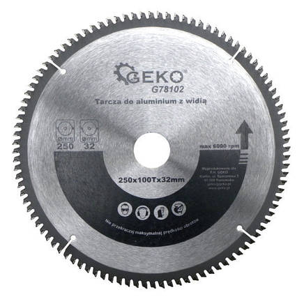 Пильный диск GEKO G78102, фото 2