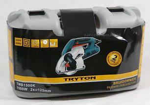 Штроборез TRYTON 1500W, фото 2