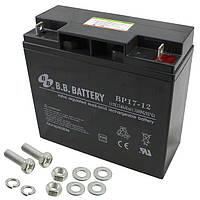 Аккумулятор для UPS B.B. Battery BP17-12