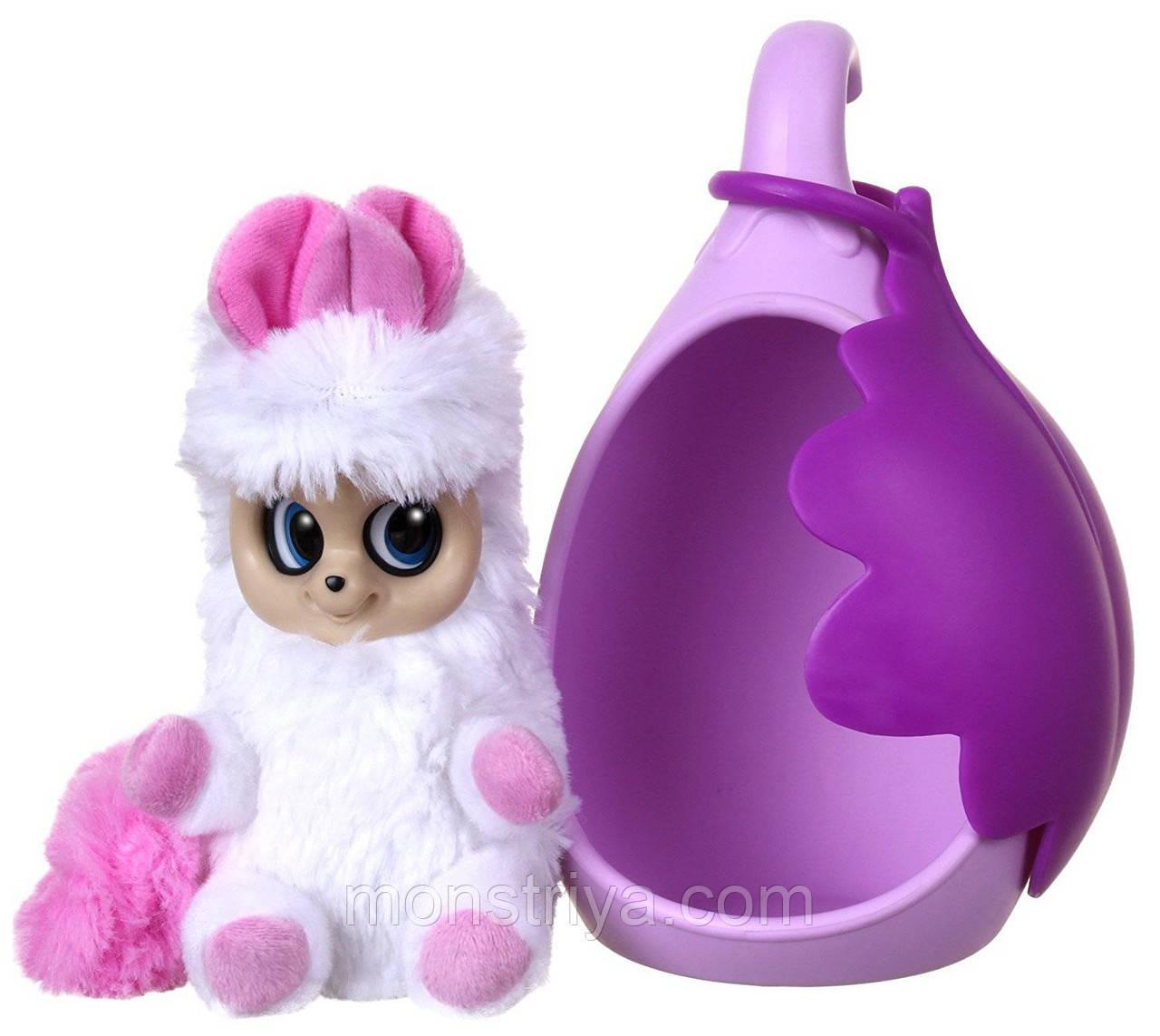 Игрушка Меховой младенец  Пушастик Соня с аксессуарами