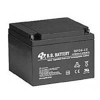 Аккумулятор для UPS B.B. Battery BP26-12
