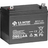Аккумулятор для UPS B.B. Battery BP33-12s