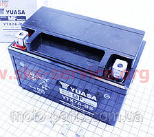 Аккумулятор 7Аh (гелевый) YTX7A-BS