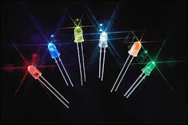 5mm светодиод белый 1,5-2,2