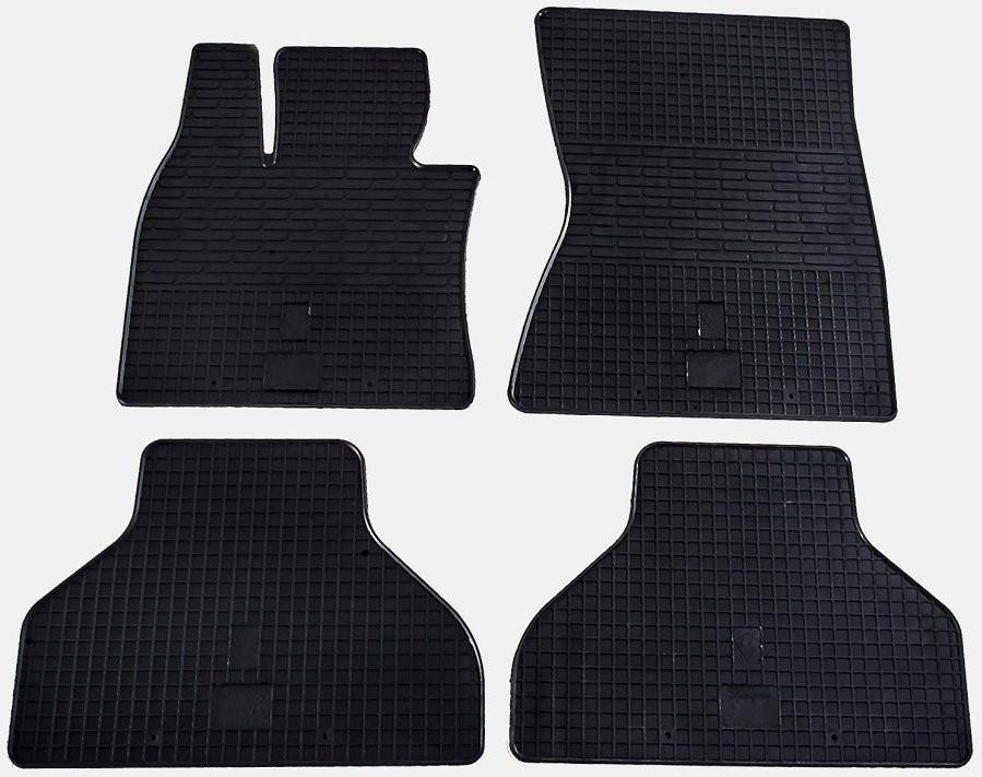Коврики в салон для BMW X5 (E70) 07-13/X6 (E71) 08-14 (комплект - 4 шт) 1027014