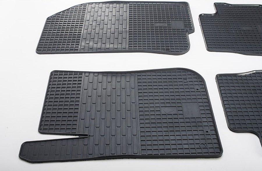 Резиновые коврики Peugeot 308 08-/Citroen C4 11-/Citroen DS4 11- (передние - 2 шт) 10160121F Stingray