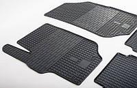Резиновые коврики Peugeot 301 13-/Citroen C-Elysee 13- (передние - 2 шт) 1003052 Stingray