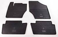 Резиновые коврики Peugeot 208 12-/2008 13- (комплект - 4 шт) 1016014 Stingray