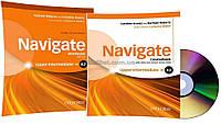 Английский язык / Navigate / Coursebook+Workbook. Учебник+Тетрадь (комплект), B2 Upper-Intermediate / Oxford