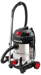 Промисловий пилосос GRAPHITE 59G607