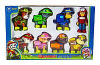 Игровой набор Щенячий Патруль - Герои-спасатели (8 в 1) Гарантия качества Быстрая доставка, фото 1