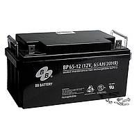 Аккумулятор для UPS B.B. Battery BP65-12