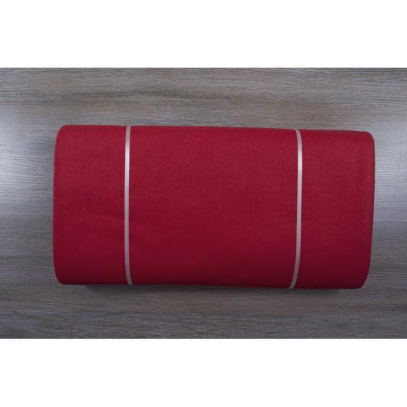 Ткань ранфорс premium Турция - красный k32 (220 ширина, заказ от 30 м/пог)