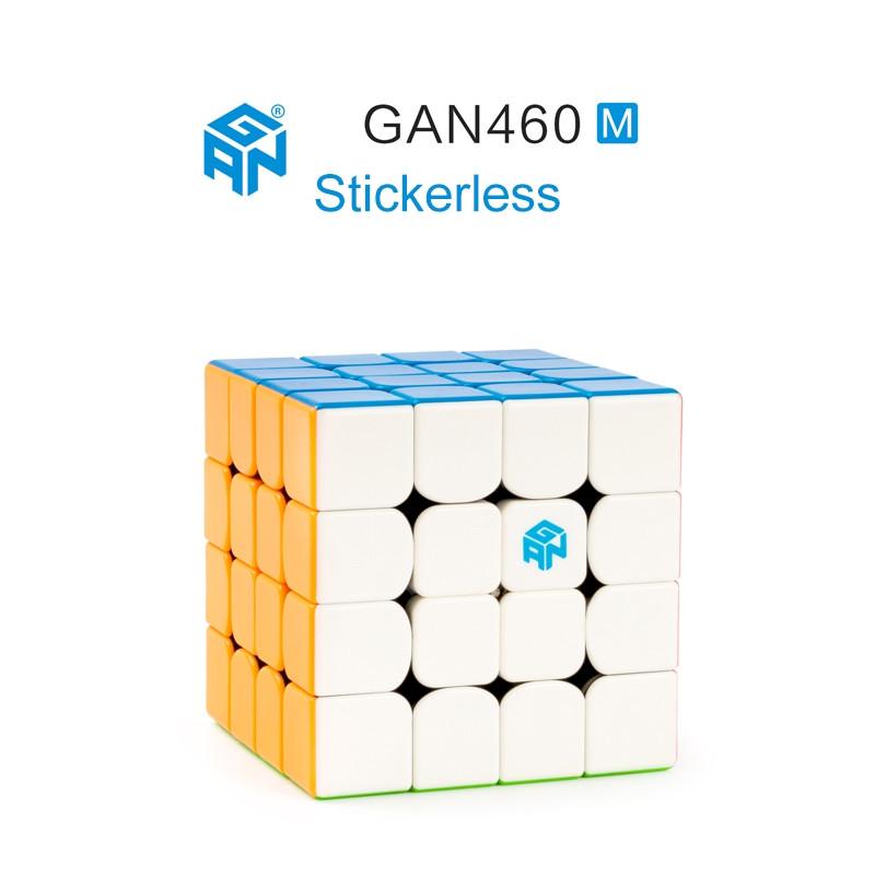 Кубик Рубика 4x4 GAN460M (Magnetic) (без наклеек)