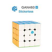 Кубик Рубика 4x4 GAN460M (Magnetic) (без наклеек), фото 1