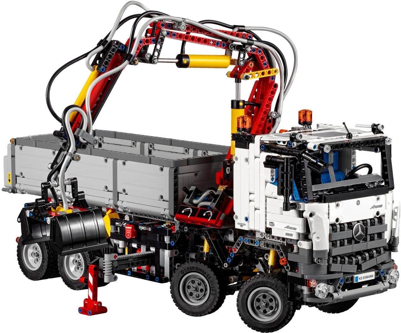 LEGO TECHNIC 42043 Mercedes-Benz Arocs 3245 - КРК