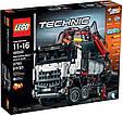 LEGO TECHNIC 42043 Mercedes-Benz Arocs 3245 - КРК, фото 2