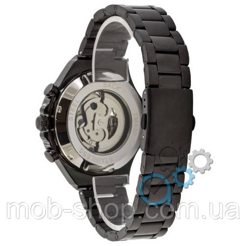 Наручные часы Winner 8067 Black-Silver Red Cristal