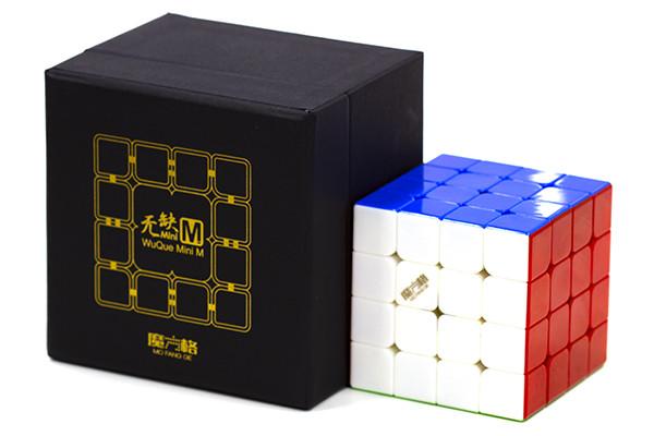 Кубик Рубика 4x4 wuque Mini (best cube 2018) (QiYi) (без наклеек) 60мм
