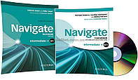 Английский язык / Navigate / Coursebook+Workbook. Учебник+Тетрадь (комплект), B1+ Intermediate / Oxford