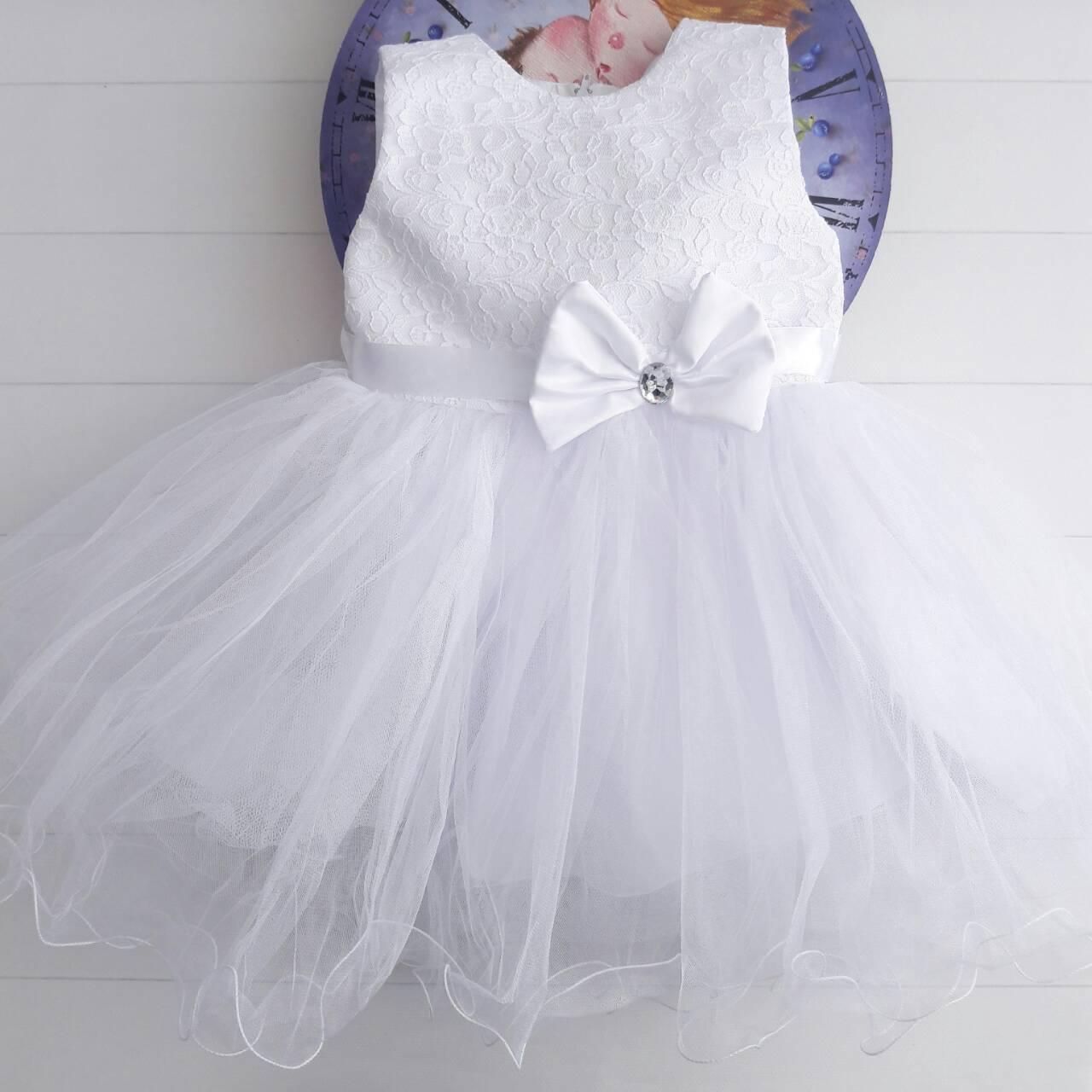 Бальное платье для девочки 2г