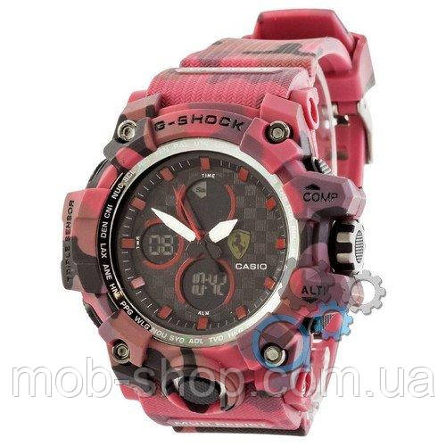 Наручные часы Casio G-Shock Ferrari Red-Militari