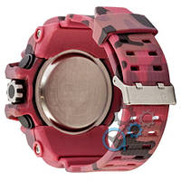 Наручные часы Casio G-Shock Ferrari Red-Militari, фото 2