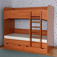 Кровать 2-х ярусная без матраца