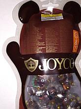 ДРАЖЕ МИШКО ШОКОЛАДНЕ JOYCO, 150г. Подарункові цукерки Панда. Білочки.