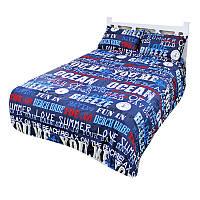 Комплект постельного белья Moorvin Евро 240х215, КОД: 144134