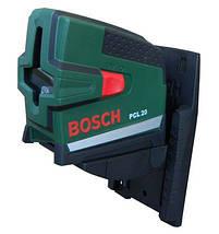 Профессиональный лазер BOSCH PCL 20, фото 3
