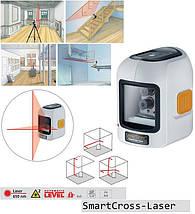Профессиональный лазер LASERLINER SmartCross-Laser, фото 3