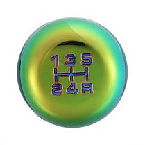 Универсальный Colorful 5 Speed Авто Ручной механизм Палка Shift Ручка рычага переключения передач - 1TopShop, фото 2