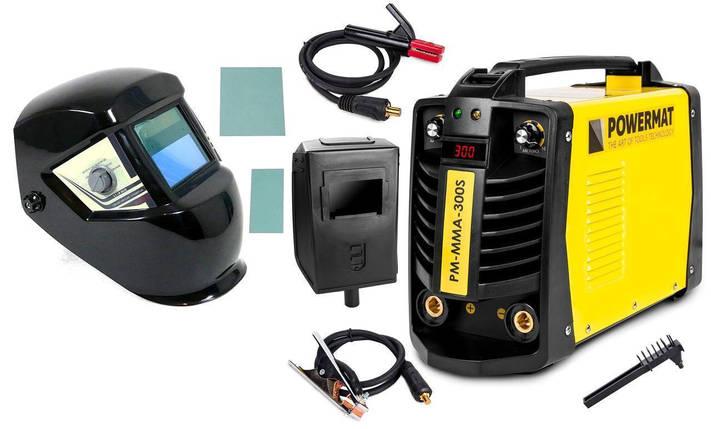 Сварочный аппарат POWERMAT PM-MMA-300S, фото 2