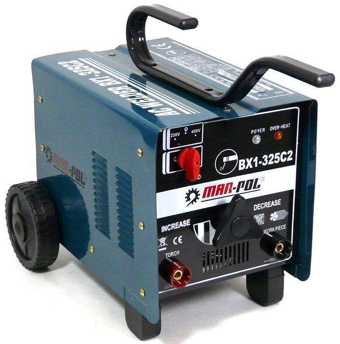 Сварочный аппарат MAR-POL BX1-325C2