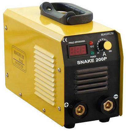 Сварочный аппарат MAGNUM SNAKE 200PS, фото 2