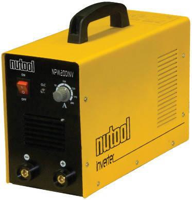 Сварочный аппарат NUTOOL NTW 200, фото 2