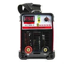 Сварочный аппарат POWERMAT PM-MMA-250KD PRO, фото 3