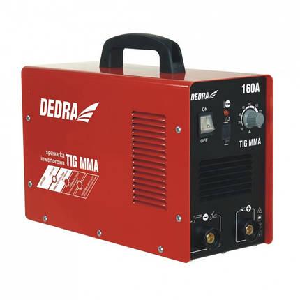 Сварочный аппарат DEDRA DESTI160L, фото 2