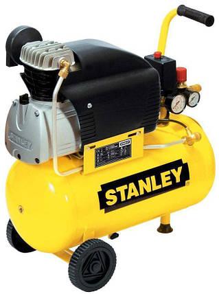Воздушный компрессор STANLEY 24L, фото 2