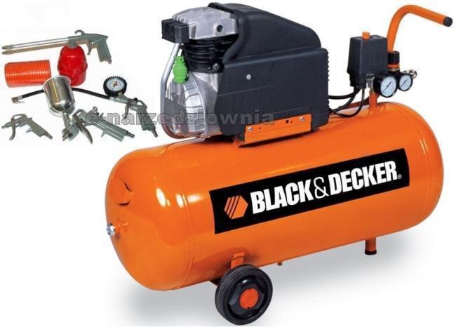 Воздушный компрессор BLACK&DECKER CP5050