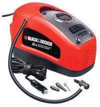 Воздушный компрессор BLACK&DECKER ASI300