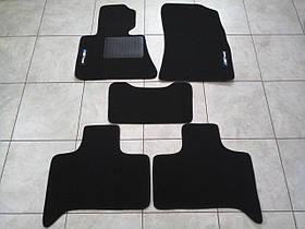 Резиновые коврики BMW X5 E53 с логотипом