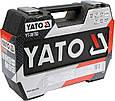 Набор ключей YATO YT-38782 72 шт, фото 4