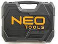 Набор ключей NEO 08-672 82 шт + 12 шт ключей, фото 8