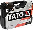Набор ключей YATO YT-38741 25 шт, фото 6