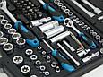 Набор ключей JOBI EXTRA 150 шт, фото 7