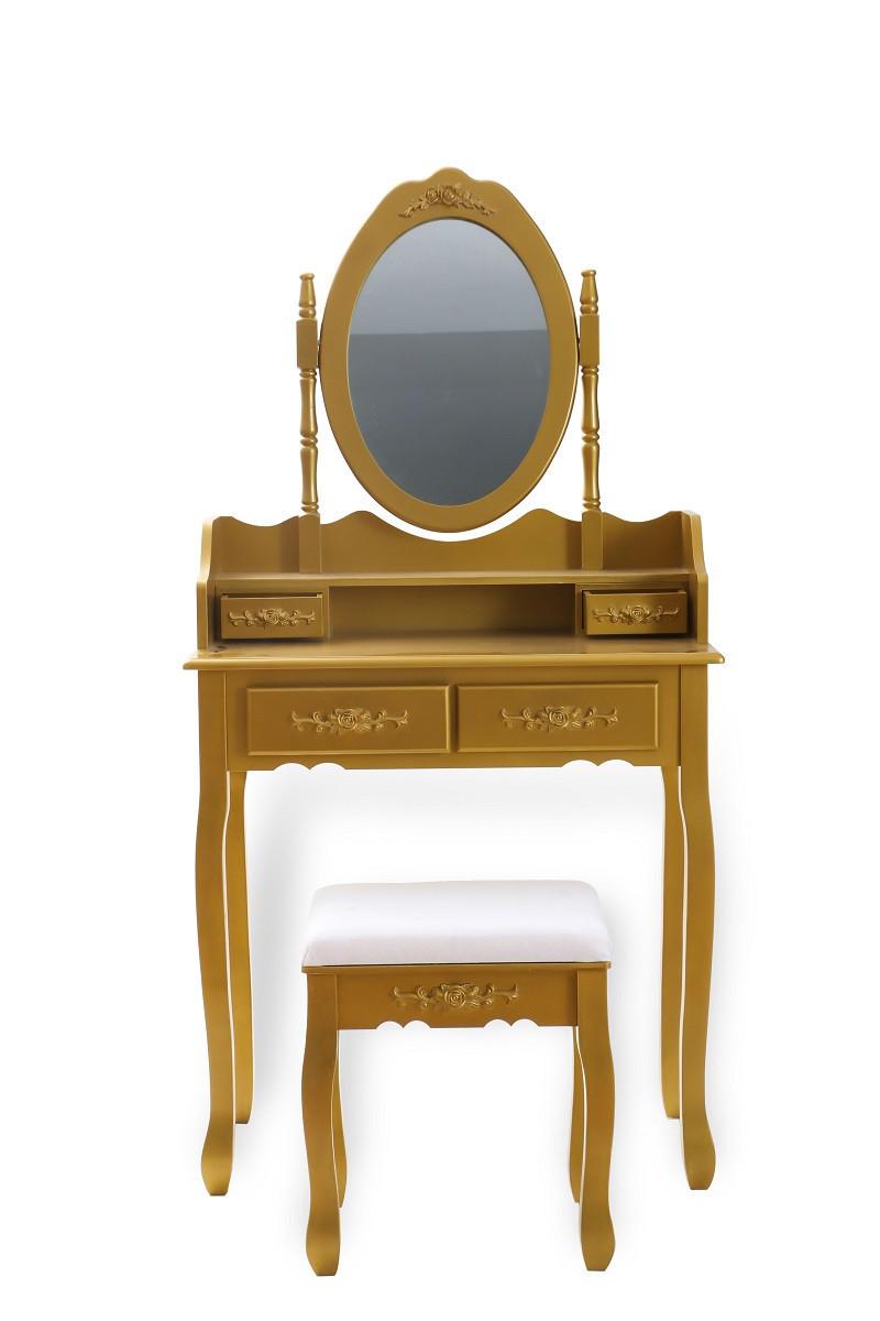 Туалетный столик + табурет